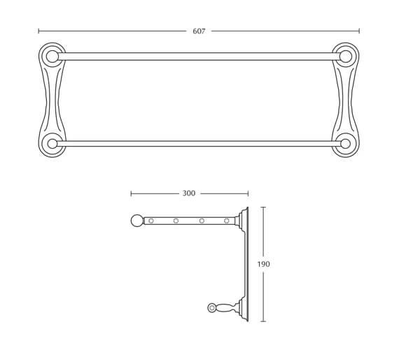 Technical drawing QS-V105615 / XCL0500100