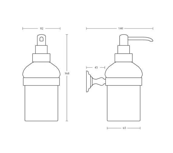 Technical drawing QS-V105616 / XCL0600100
