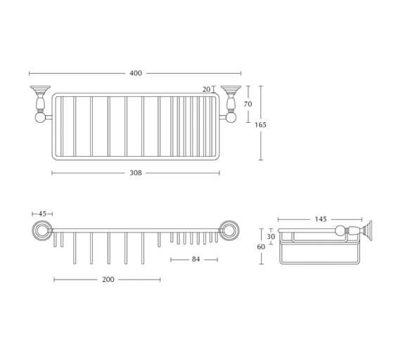 Technical drawing QS-V105617 / XCL0700100