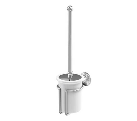 Burlington Toilet Brush Holder