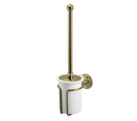 Alternate image of Burlington Toilet Brush Holder