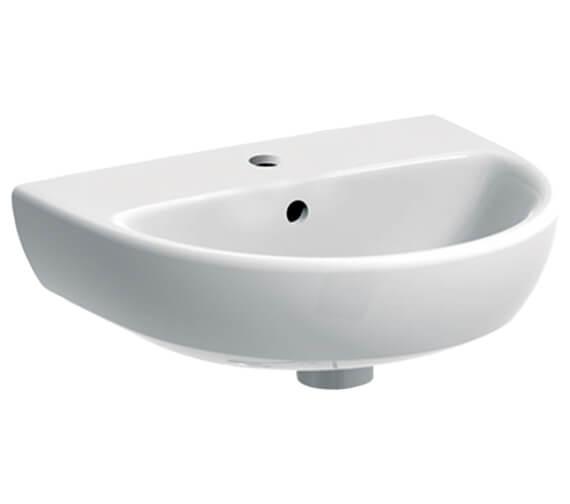 Geberit Selnova Handrinse Washbasin White