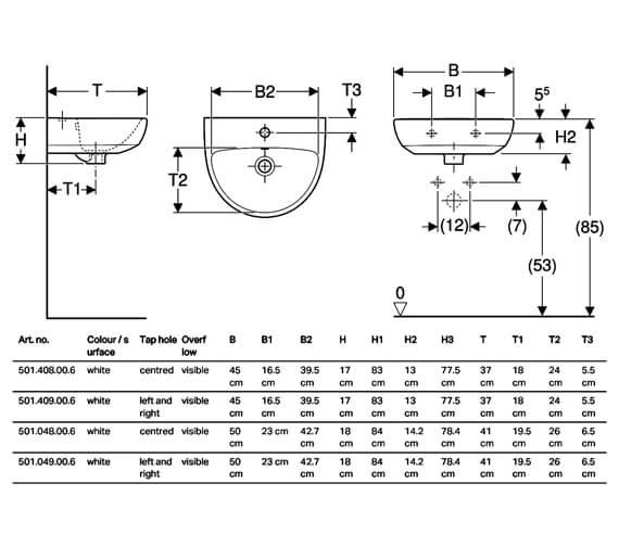 Technical drawing QS-V10200 / 501.408.00.6