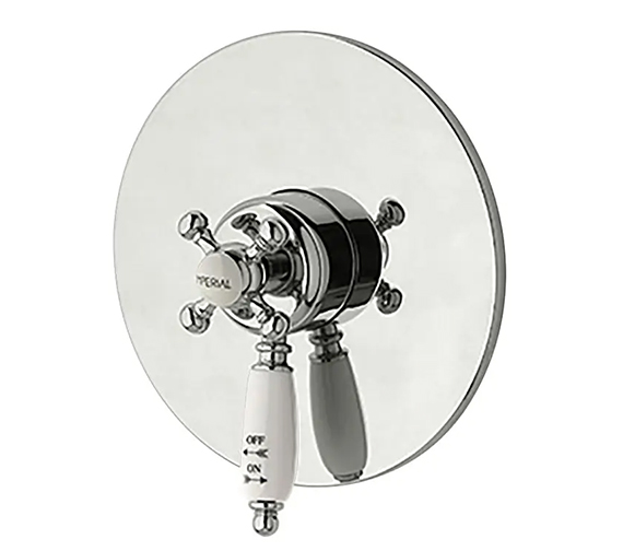 Additional image of Imperial Westminster Thermostatic Shower Valve - Concealed