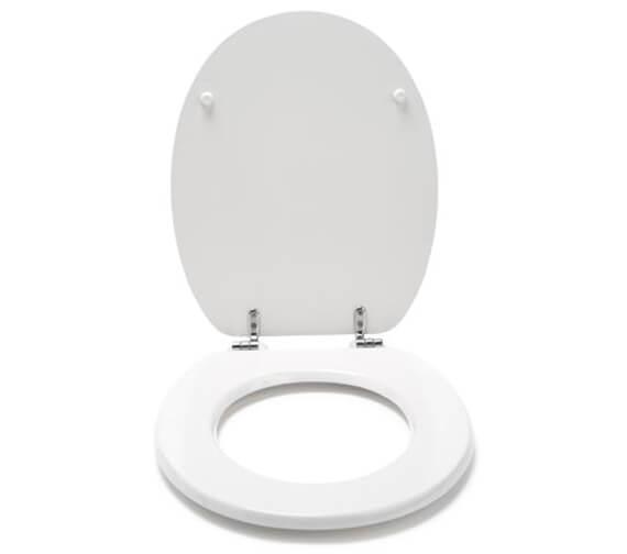 Croydex Flexi-Fix Kielder Standard Toilet Seat
