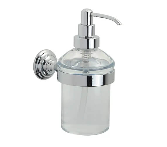 Imperial Richmond Wall-Mounted Soap Dispenser 82 x 168mm