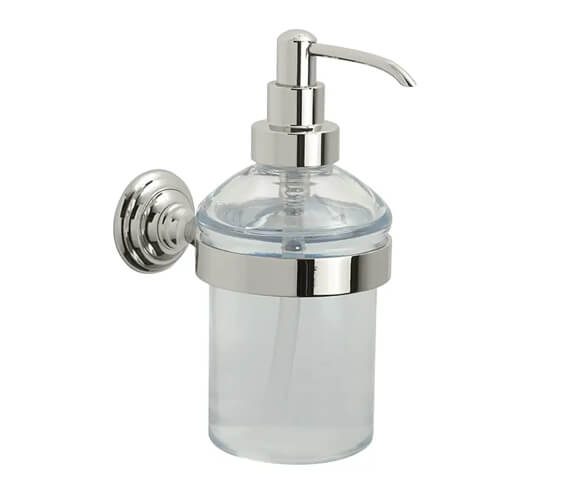 Additional image of Imperial Richmond Wall-Mounted Soap Dispenser 82 x 168mm