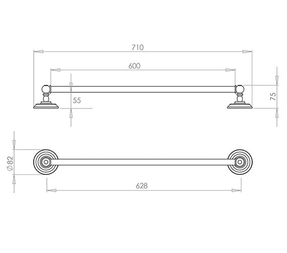 Technical drawing QS-V44261 / ZXBWM005100