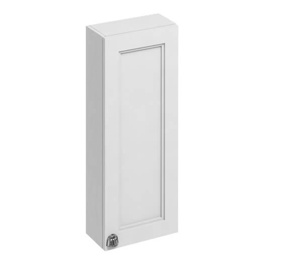 Burlington 300mm Single Door Cabinet Matt White