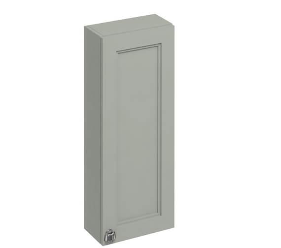 Additional image of Burlington 300mm Single Door Cabinet Matt White