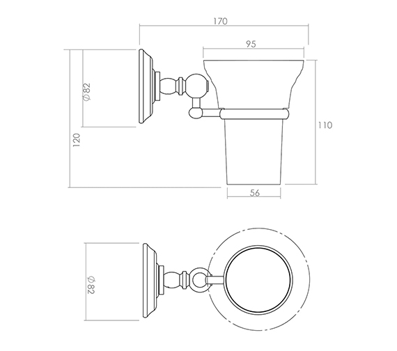 Technical drawing QS-V44259 / ZXBWM002100
