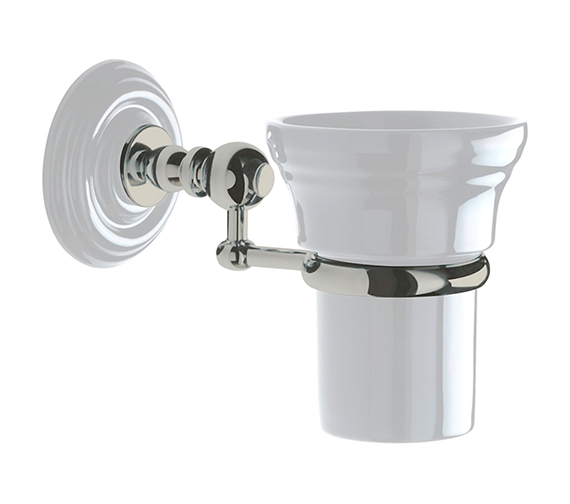 Additional image of Imperial Cambridge Or Oxford Wall-Mounted Tumbler And Holder