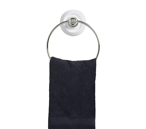 Additional image of Imperial Cambridge Or Oxford  Towel Ring - 15cm Diameter