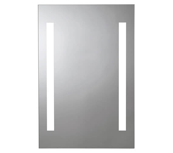 Croydex Thornton 400 x 600mm Illuminated LED Mirror