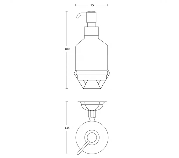 Technical drawing QS-V104114 / XA13310100