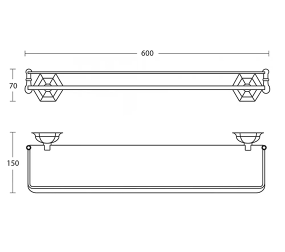 Technical drawing QS-V104117 / XA13710100