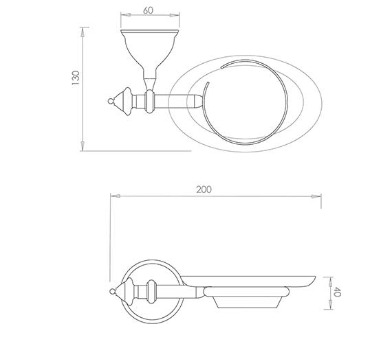 Technical drawing QS-V44197 / XD20140100