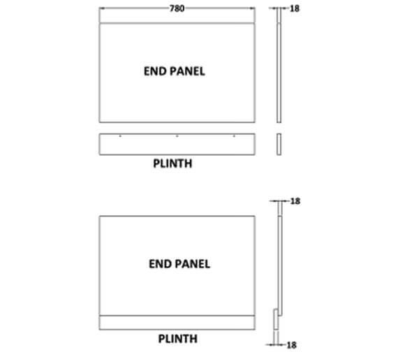 Technical drawing QS-V100423 / MOF170