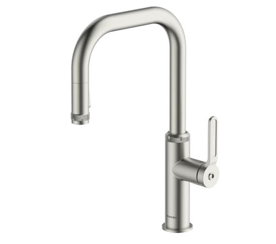 Additional image of Clearwater Pioneer U Shape Pull-Out Kitchen Tap