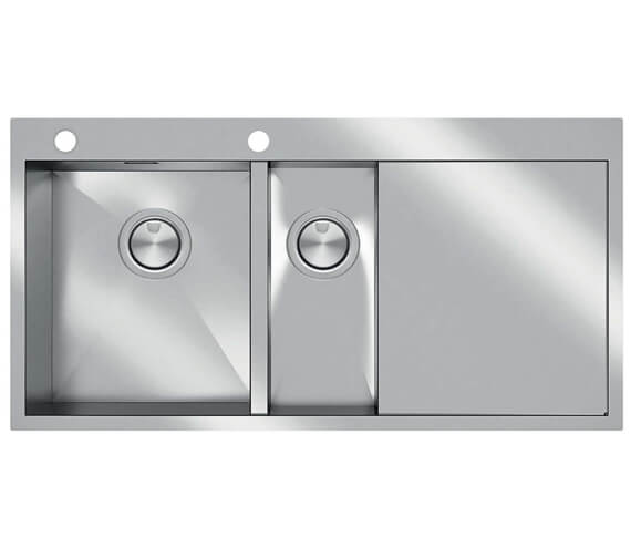 Additional image of Clearwater Sinks & Taps  ZE150L