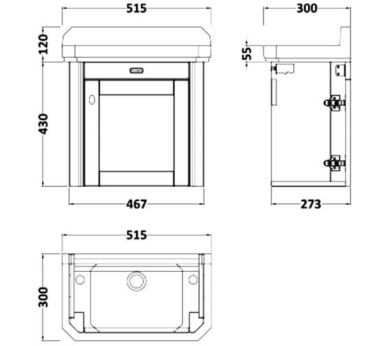 Technical drawing QS-V100426 / LOF219