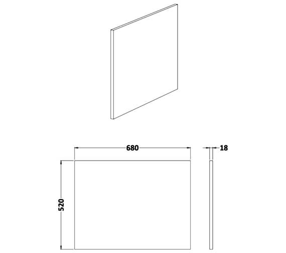 Technical drawing QS-V100425 / MOF179