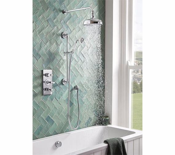 Roper Rhodes Keswick Dual Control Concealed Shower Set