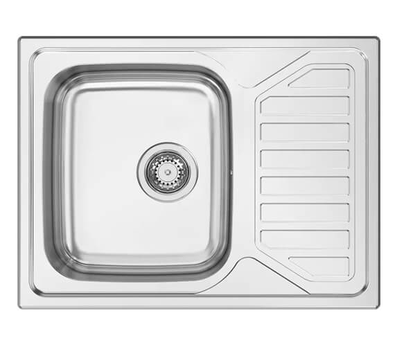 Clearwater Okio 65 Single Bowl And Drainer