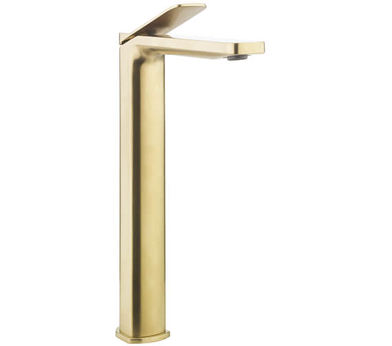 Additional image of Crosswater Glide II Tall Basin Monobloc Tap