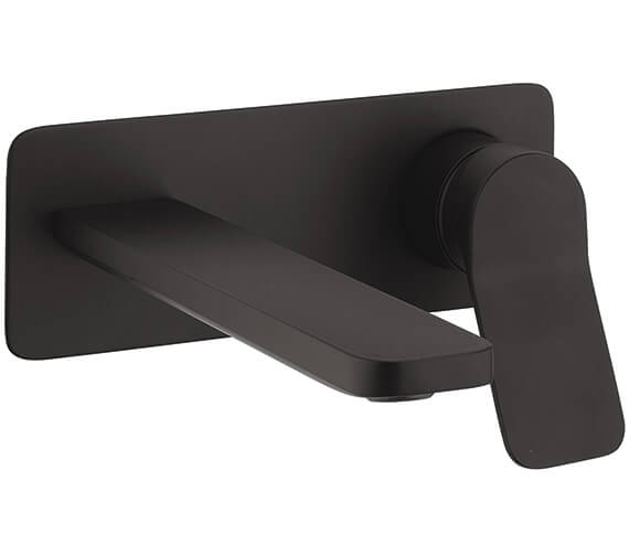 Additional image of Crosswater Glide II Wall Mounted 2 Hole Basin Tap