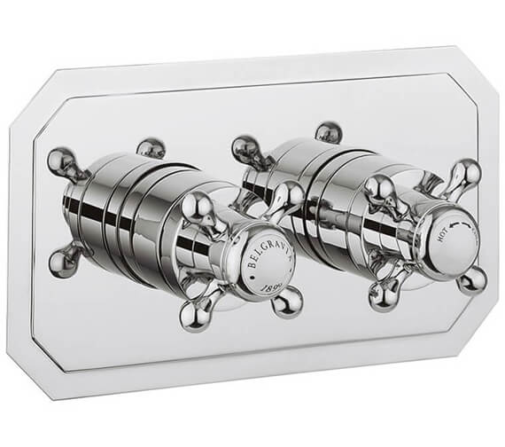Additional image of Crosswater Belgravia Concealed Thermostatic Shower Valve