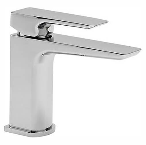Roper Rhodes Elate Single Lever Basin Mixer Tap With Click Waste