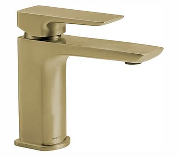 Additional image of Roper Rhodes Elate Single Lever Basin Mixer Tap With Click Waste