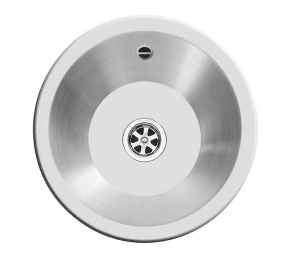 Clearwater Royal Mini 355mm Diameter Single Bowl