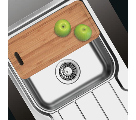 Additional image for QS-V104658 Clearwater Sinks & Taps - PU100
