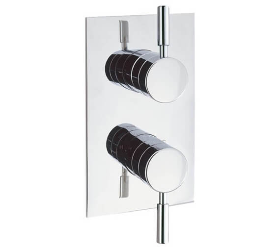 Crosswater Design Thermostatic Shower Valve With Body