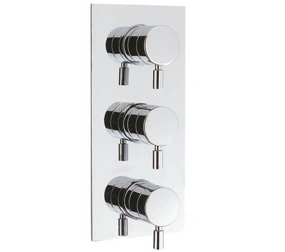 Alternate image of Crosswater Design Thermostatic Shower Valve With Body