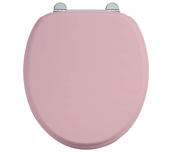 Additional image of Burlington Bespoke Standard Toilet Seat