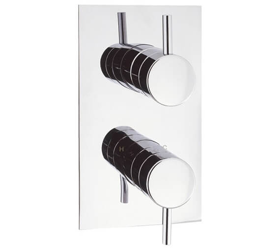 Crosswater Kai Lever Thermostatic Shower Valve With Body