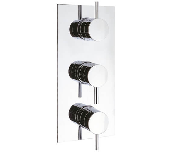 Alternate image of Crosswater Kai Lever Thermostatic Shower Valve With Body