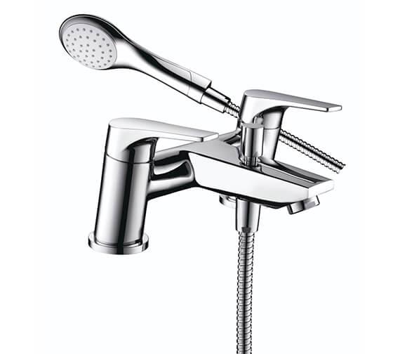 Bristan Vantage 2 Bath Shower Mixer Tap Chrome
