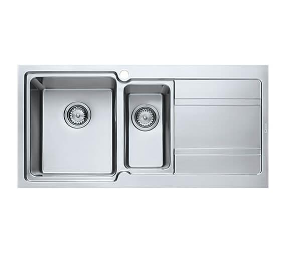1810 Company Bordoduo 150i BBL 1.5 Bowl Inset Kitchen Sink