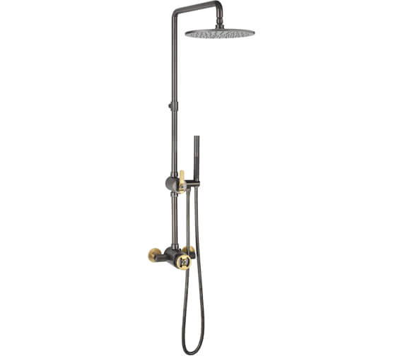 Alternate image of Crosswater Union Multifunction Thermostatic Shower Valve And Kit