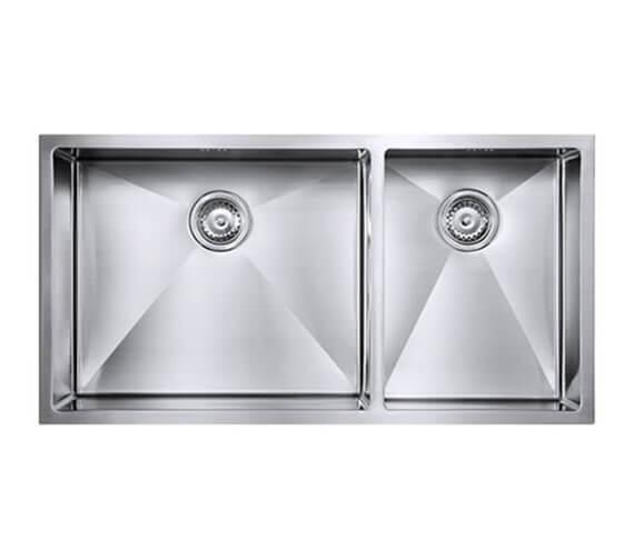 1810 Company Zenduo15 550-340U XXL DEEP 1.5 Bowl Kitchen Sink Left Hand Main Bowl