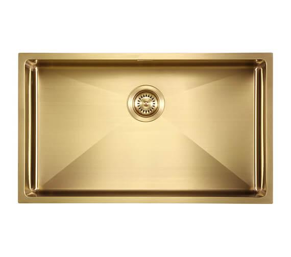 Alternate image of 1810 Company Zenuno15 400U PVD 1 Bowl Kitchen Sink