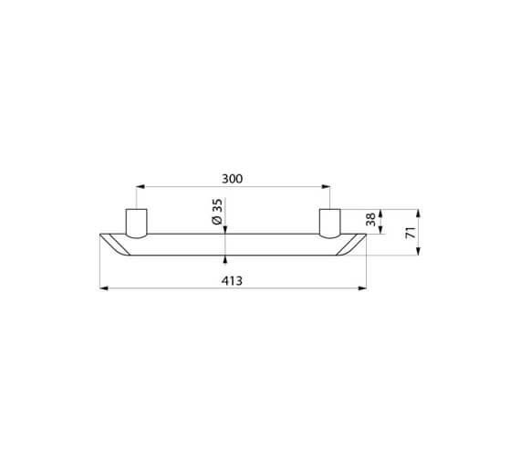 Technical drawing QS-V106007 / 511903C