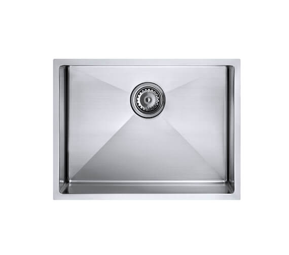 1810 Company Zenuno15 550U Deep Single Bowl Kitchen Sink