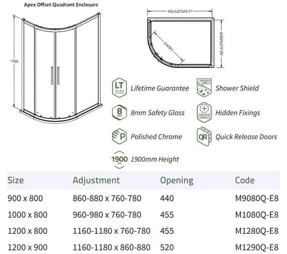 Technical drawing QS-V72477 / M9080Q-E8