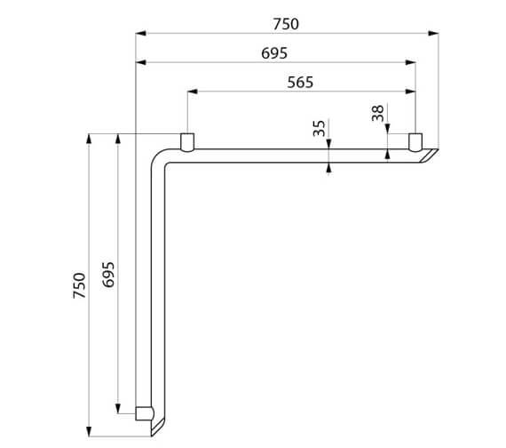 Technical drawing QS-V106013 / 511941C