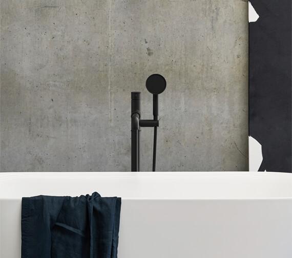 Alternate image of Crosswater MPRO Industrial Bath Shower Mixer